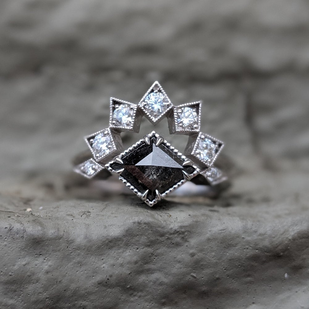 Image of Josephine Star Ring Set