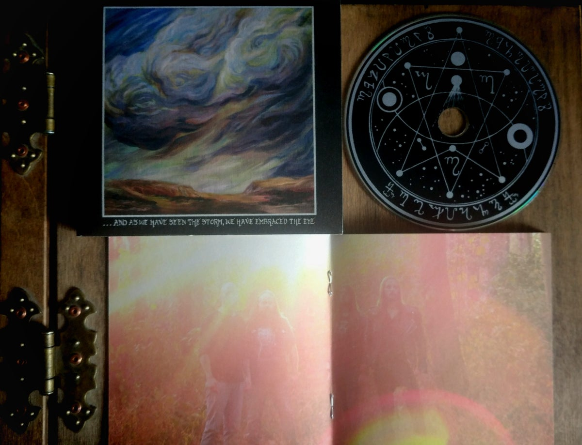 Image of ...And As We Have Seen The Storm, We Have Embraced The Eye CD Digipack
