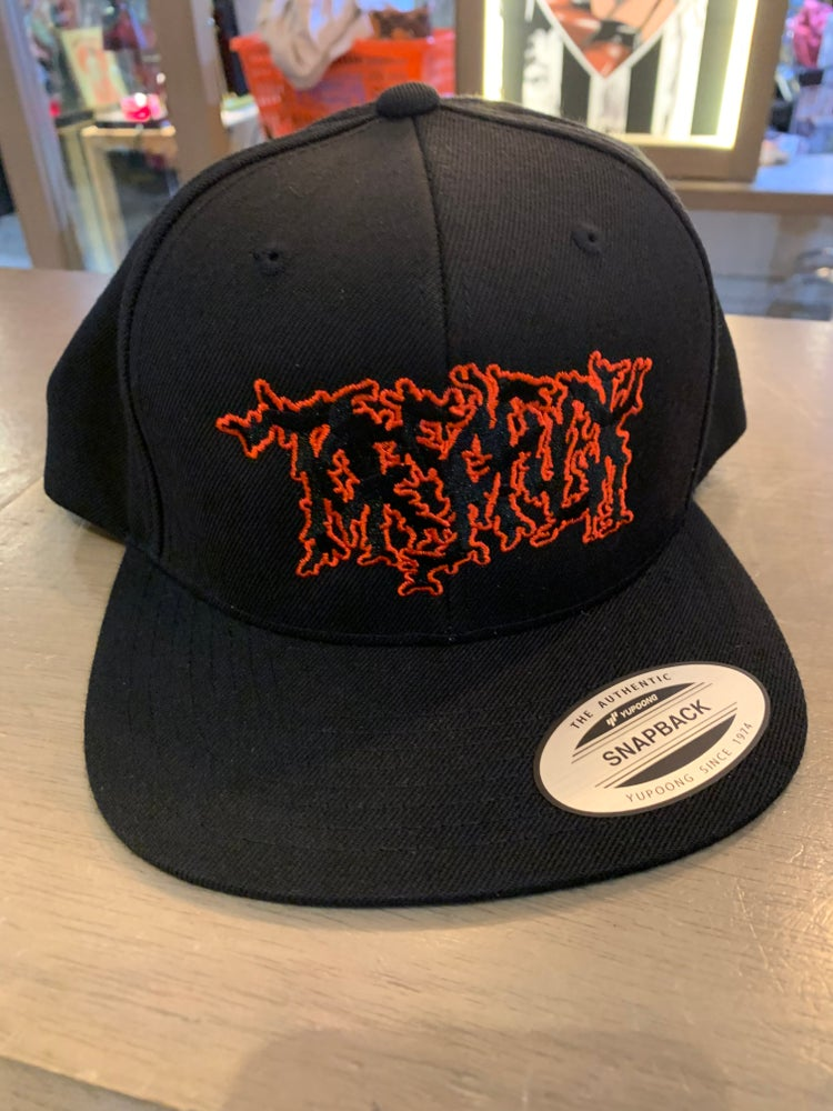Image of Officially Licensed Torsofuck Yupoong Snapback and Flexfit hats!!!