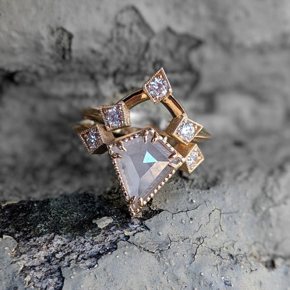Image of Opalescent Priestess Ring