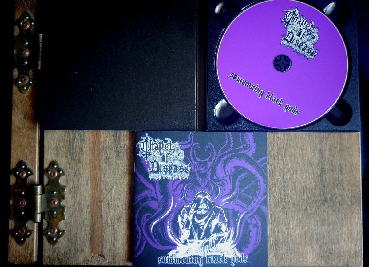 Image of Summoning Black Gods Digipack CD