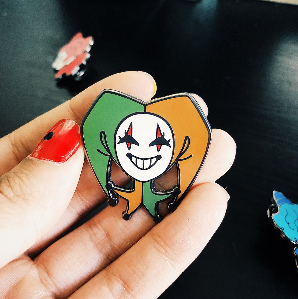 Image of Jester Pin