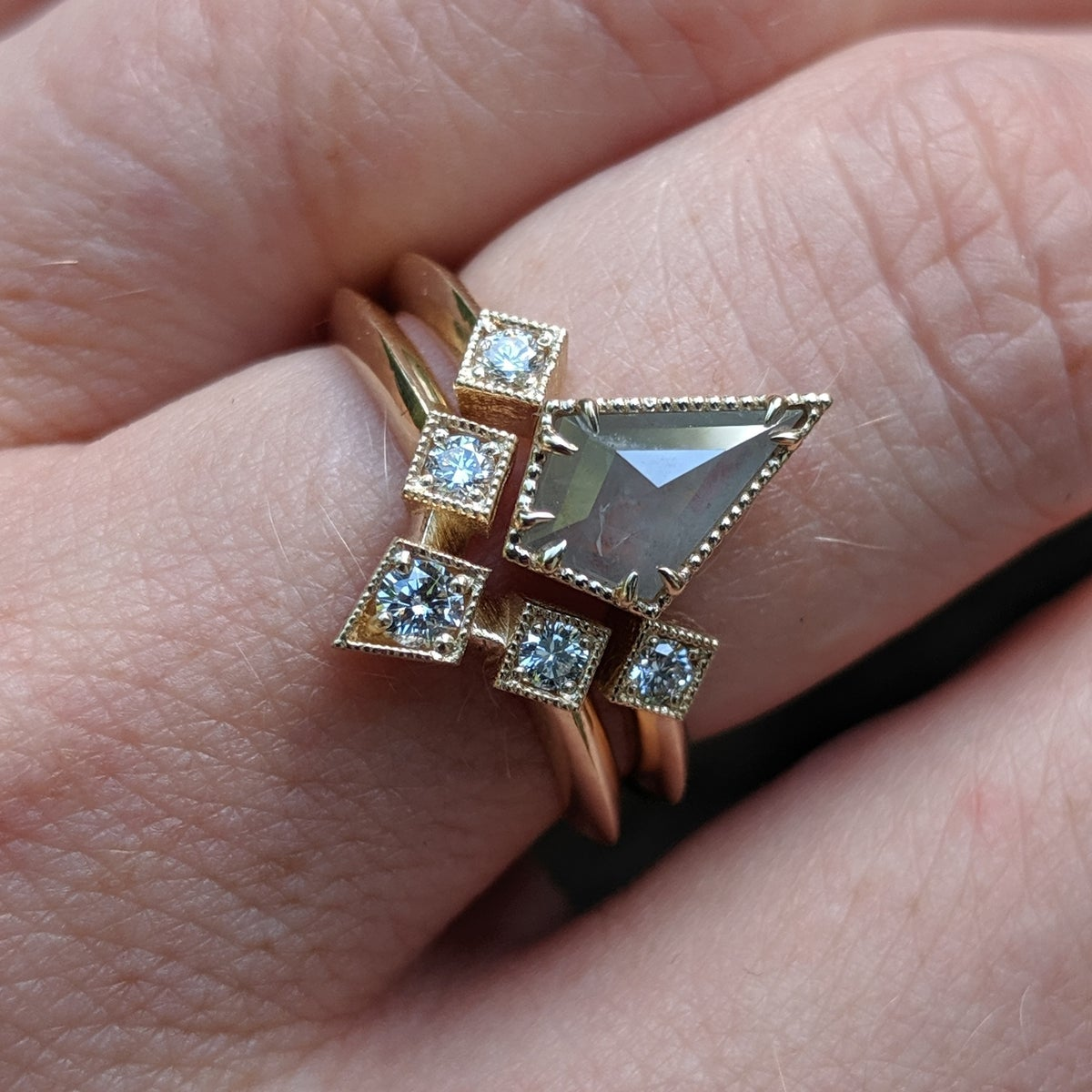 Image of Nora Ring Set