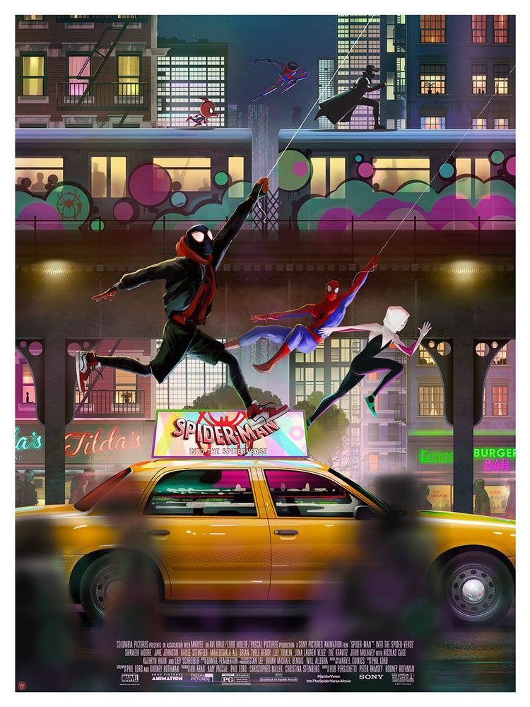 Image of Spider-Man: Into the Spider-Verse