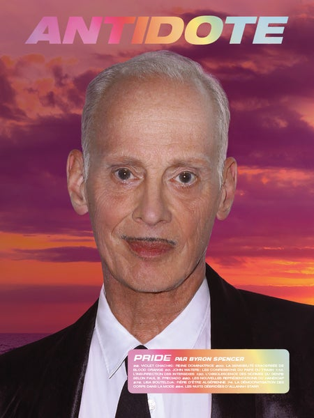 Image of Fall Winter 2020  PRIDE PAR BYRON SPENCER John Waters