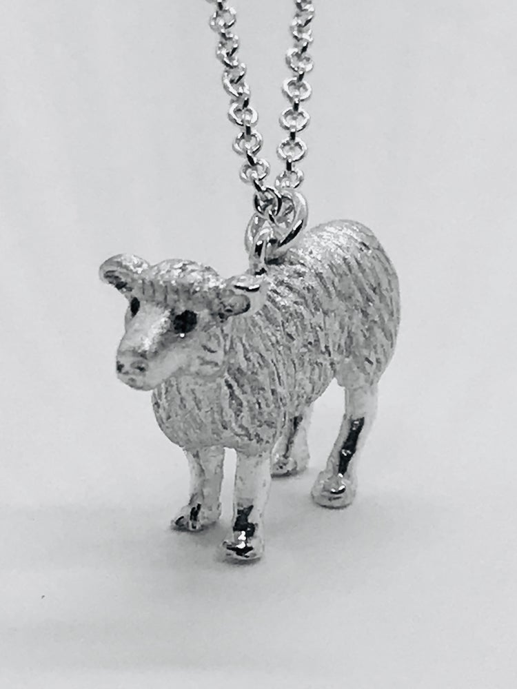 Image of Sheep Pendant