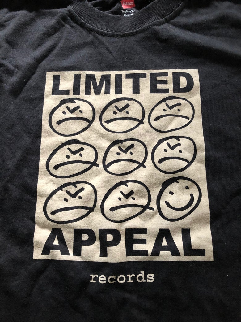 Image of Limited Appeal T Shirt