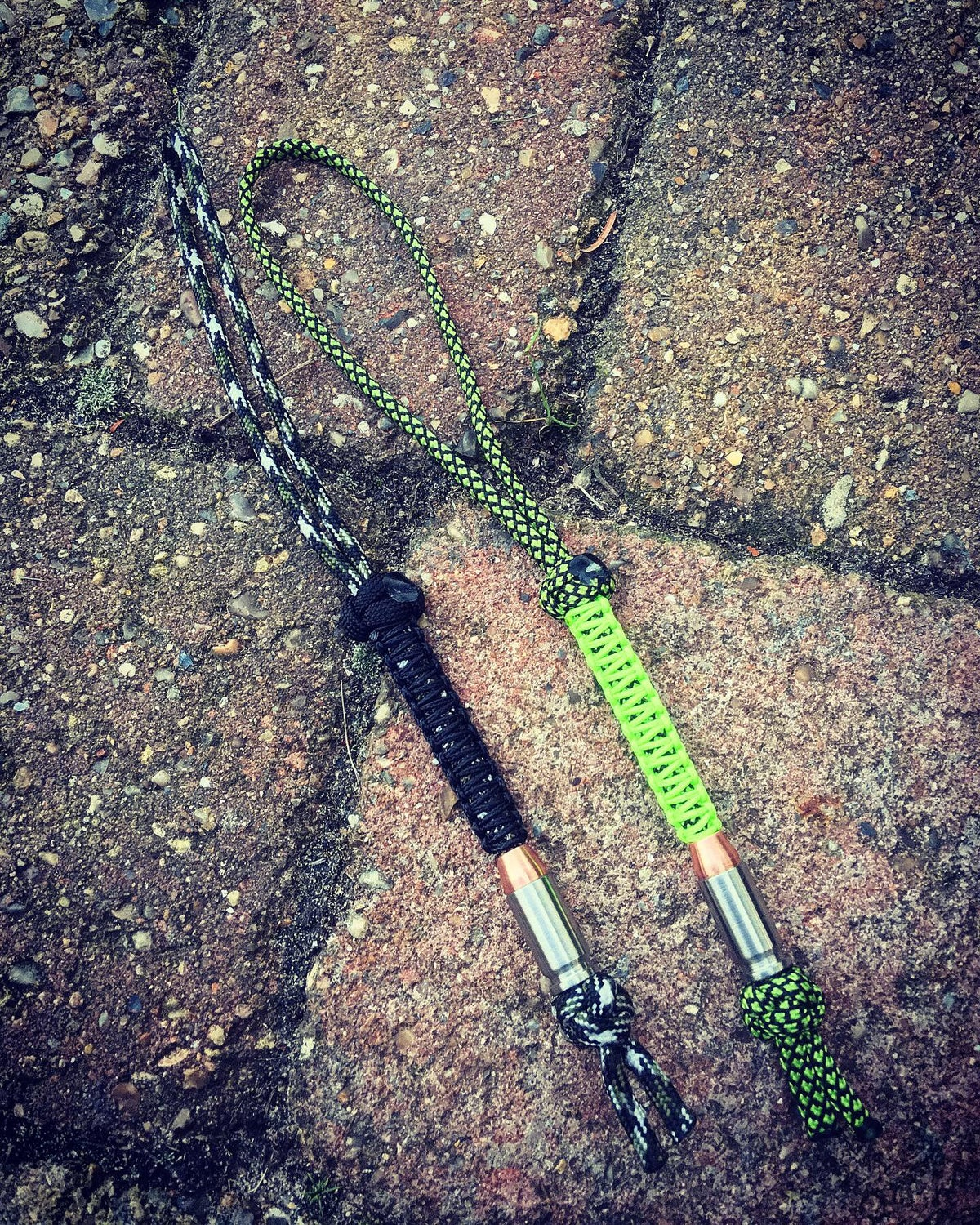 Image of LIMITED EDITION - KMP Hollow Point Lanyards