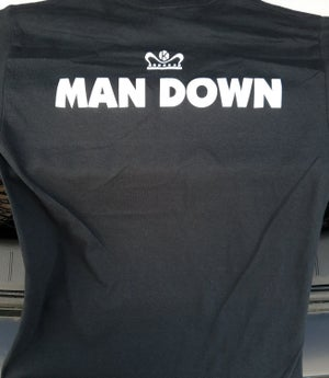Image of Kings of Nuthin' - Man Down shirt
