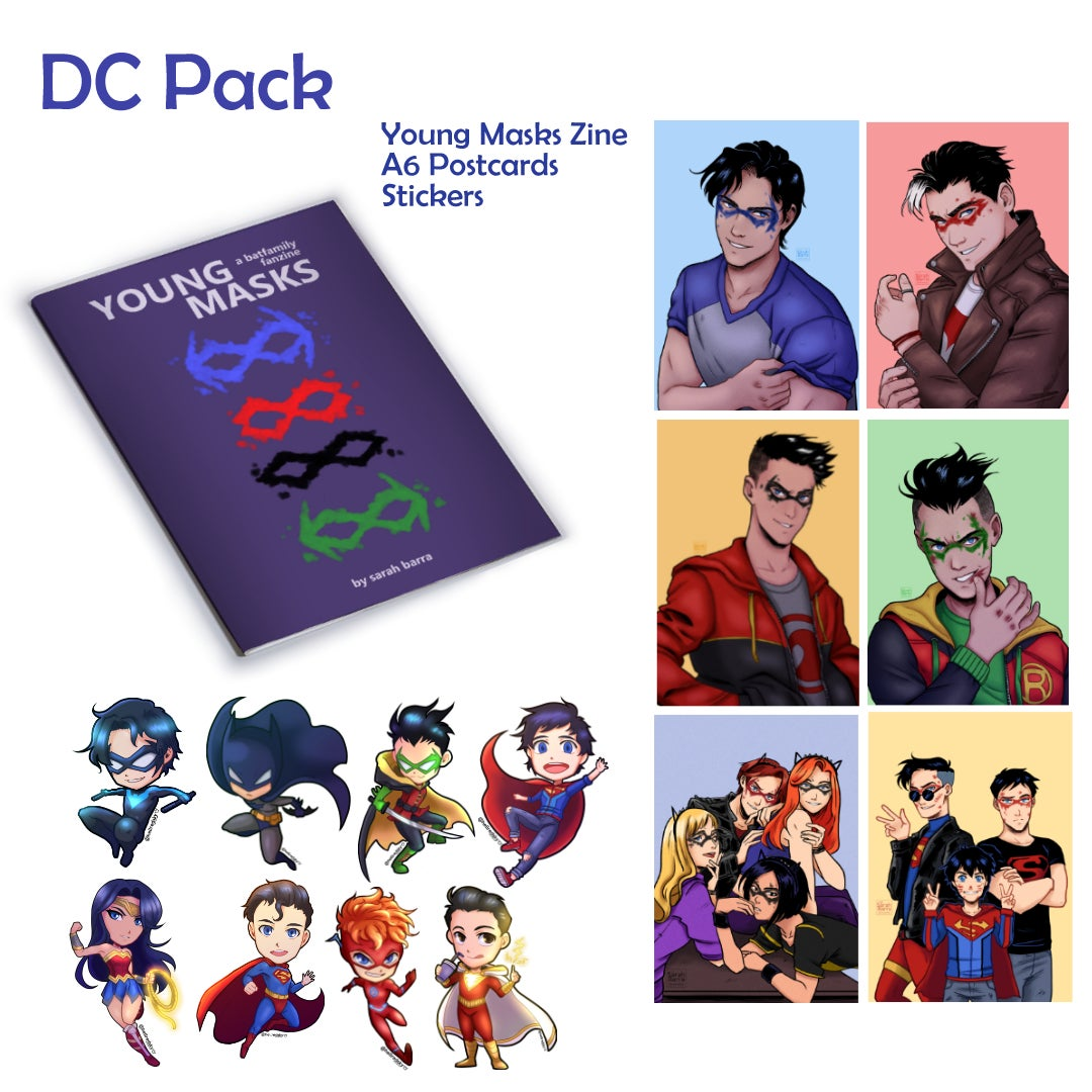 Image of DC Pack