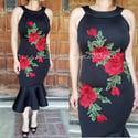 Jacqueline Flower Dress