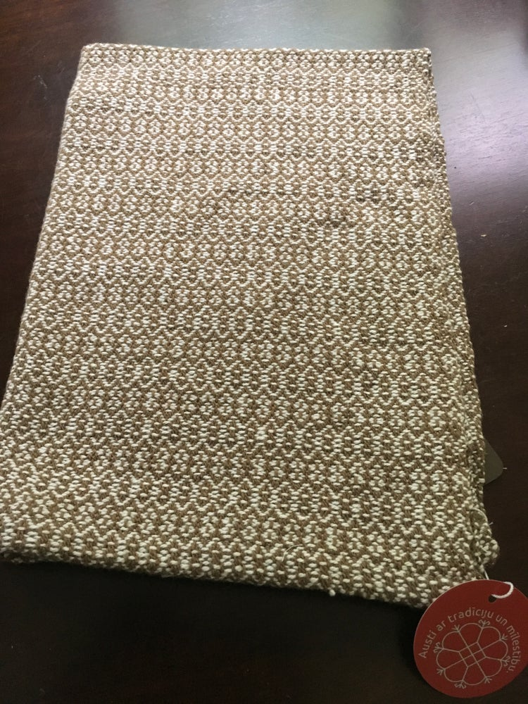 Image of Handwoven Cotton Dish towels.  (Set #3)