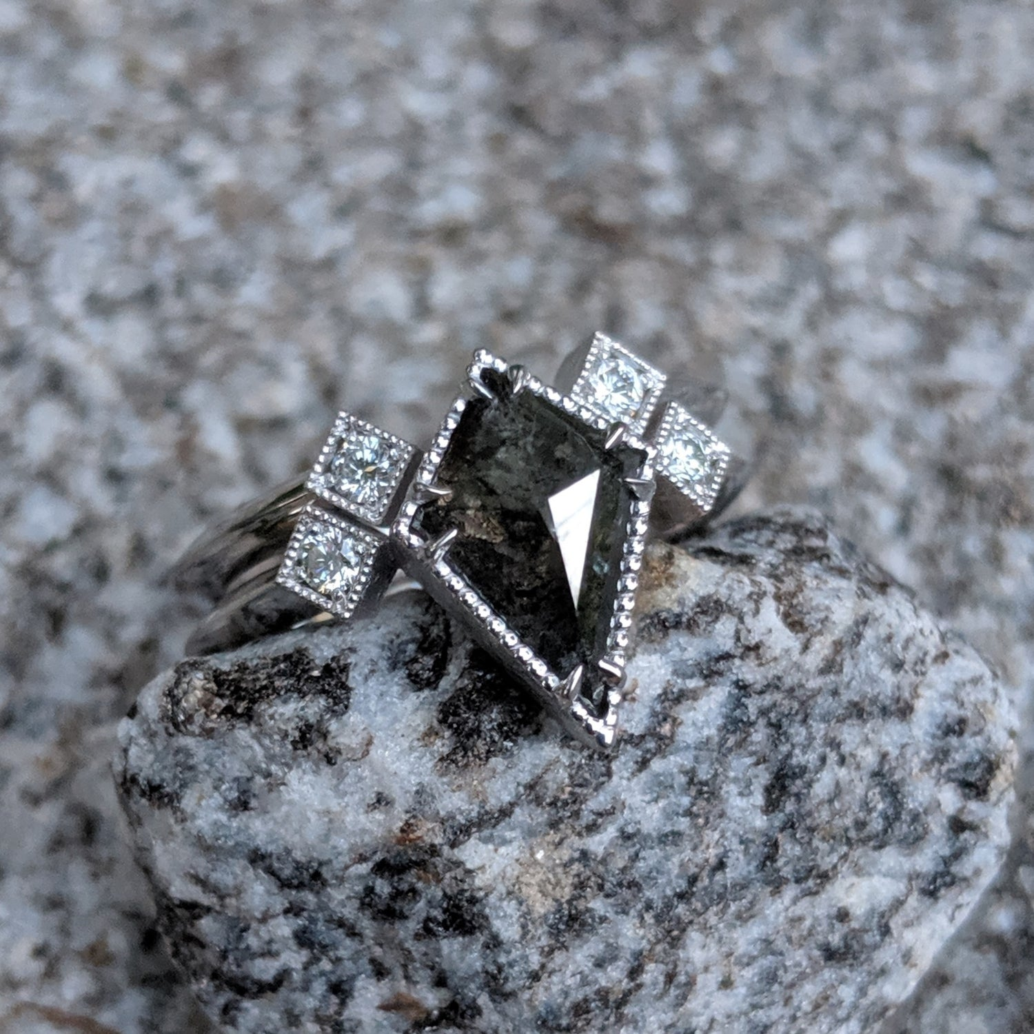 Image of Isabella Ring Set