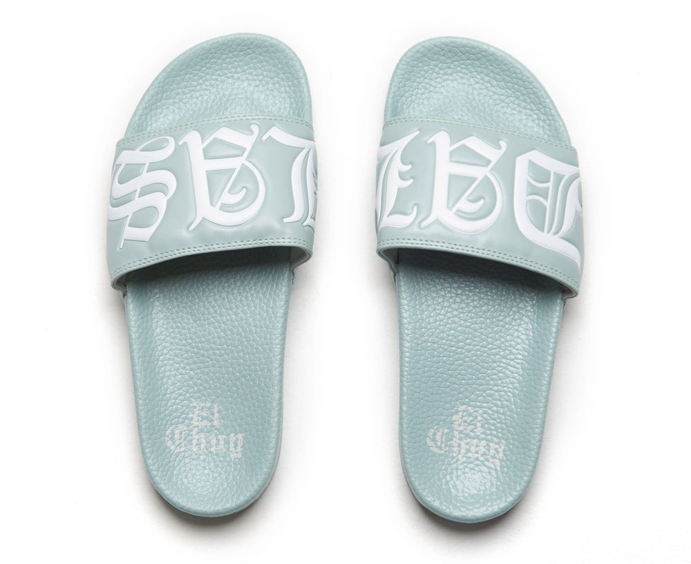 Image of DALLAS MINT SLIDES (PREORDER LIMITED)