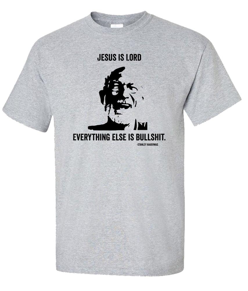 Image of Hauerwas Mafia Shirt