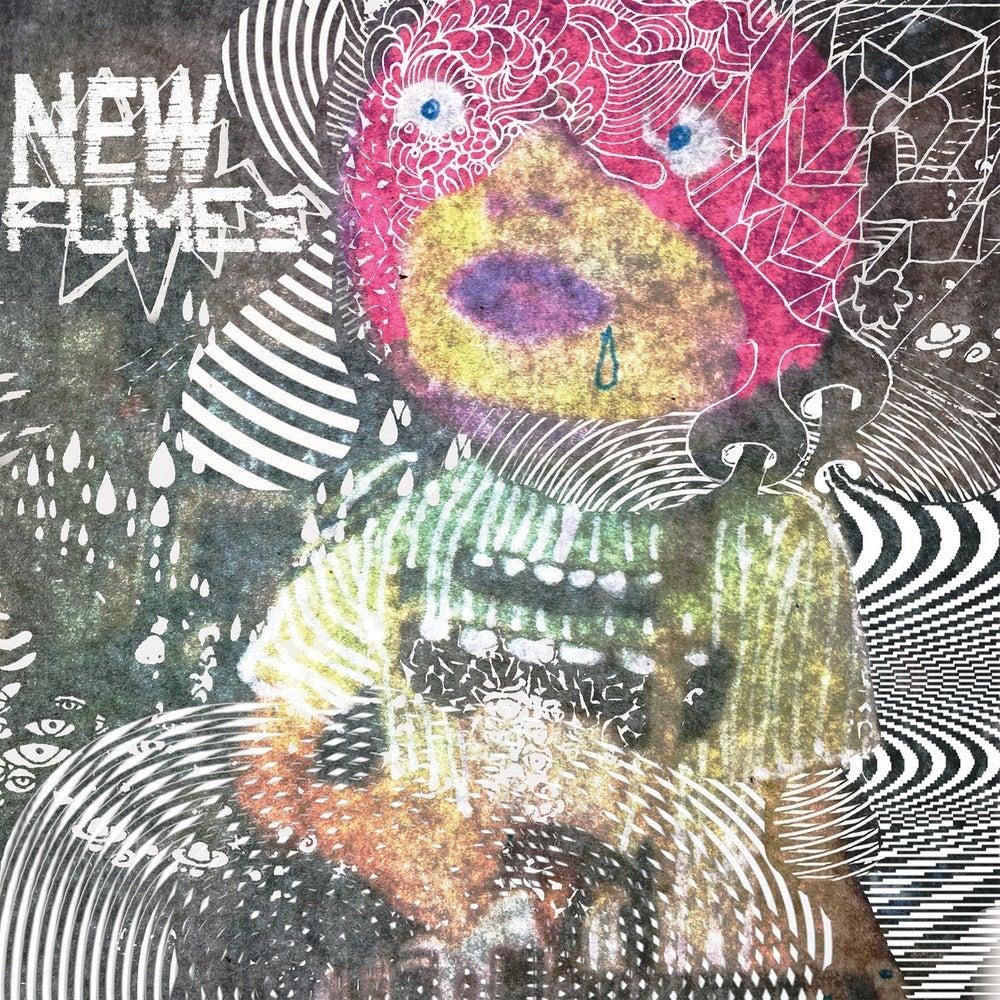 "Image of New Fumes ""Teeming 2"" Hand-Poured 12"" Vinyl LP"