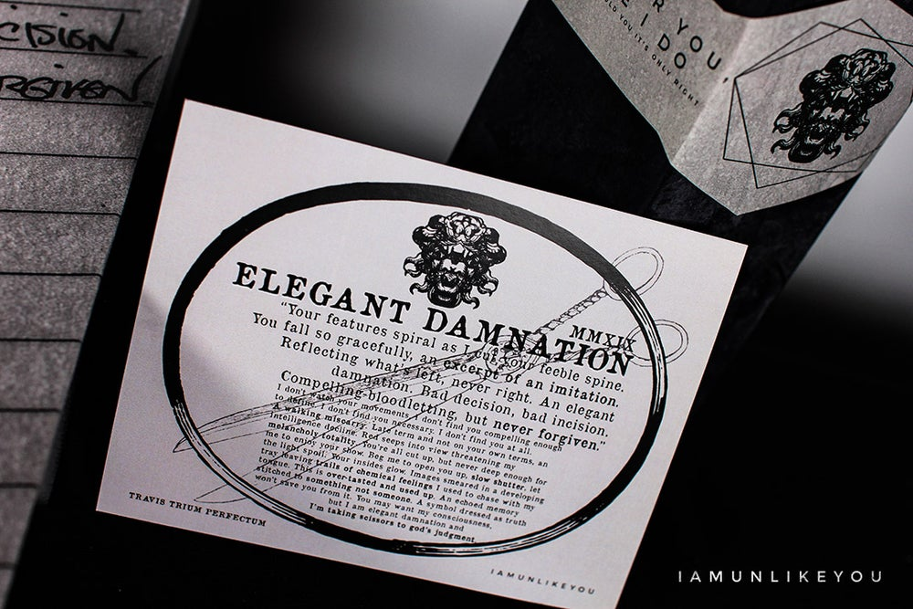 Image of Elegant Damnation [Perfectum Edition - Limited to Nine]