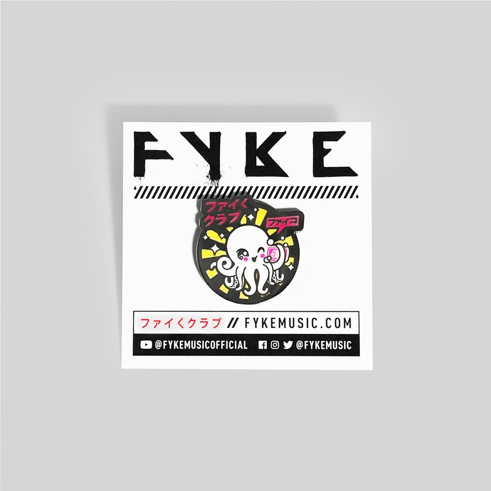 Image of FYKO 3 Enamel Pin Set
