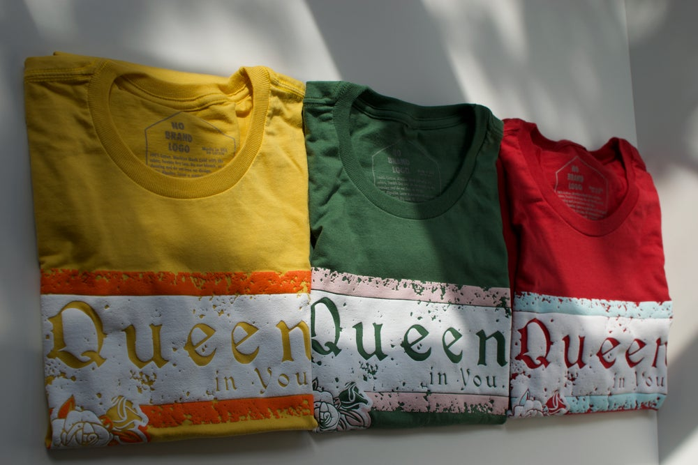 Image of Women's Queen In You Tee