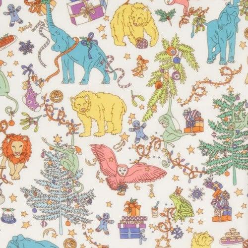 Image of Liberty Christmas S  (Ivory )