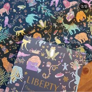 Image of Liberty Christmas Black  (Limited Edition) )