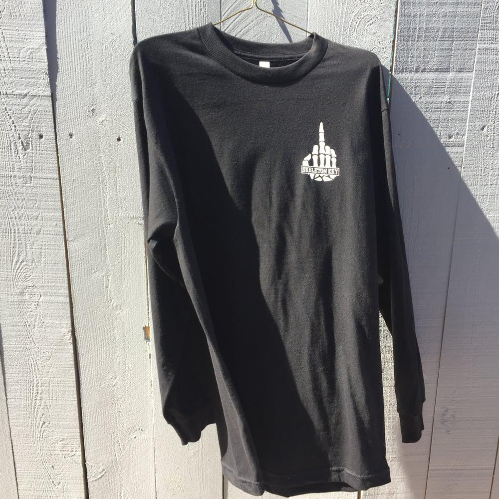 Image of SK Longsleeve Finger Shirt