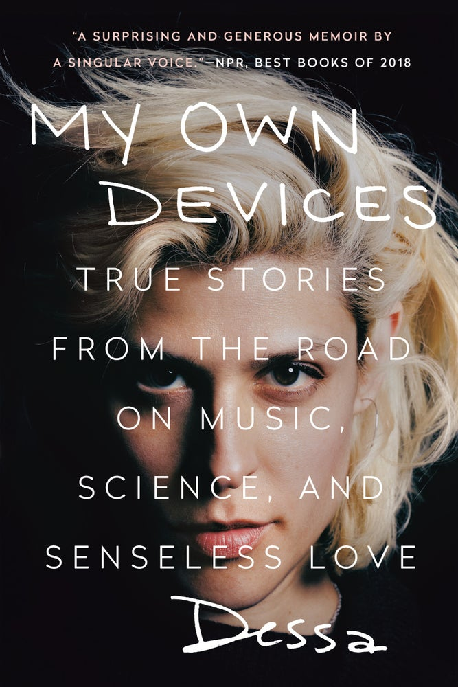 Image of Dessa 'My Own Devices' Paperback (Autographed)