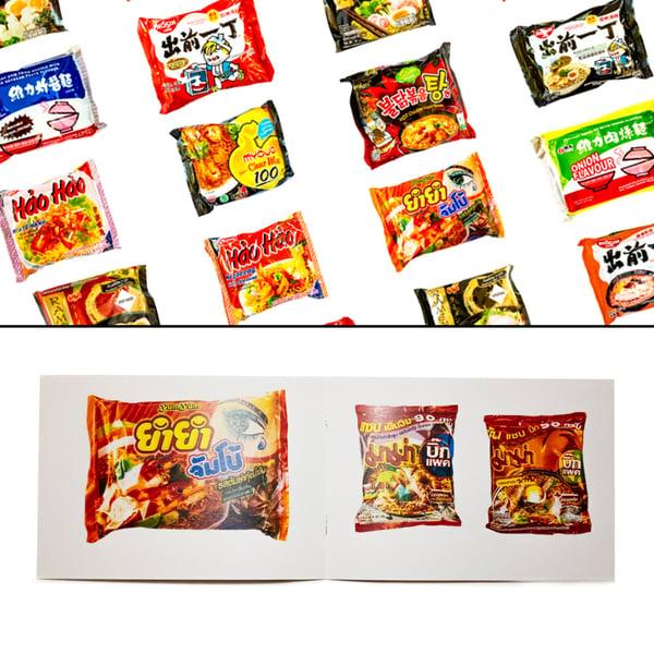 Image of Noodles II Zine