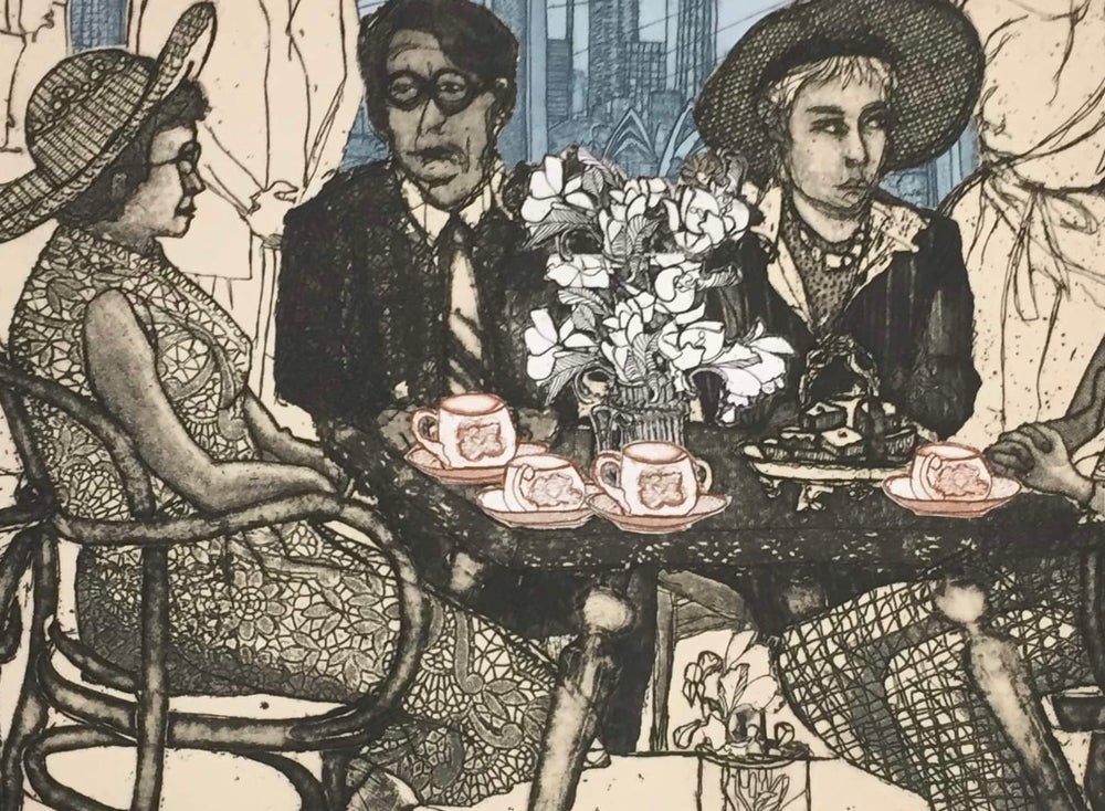 Image of Afternoon Tea