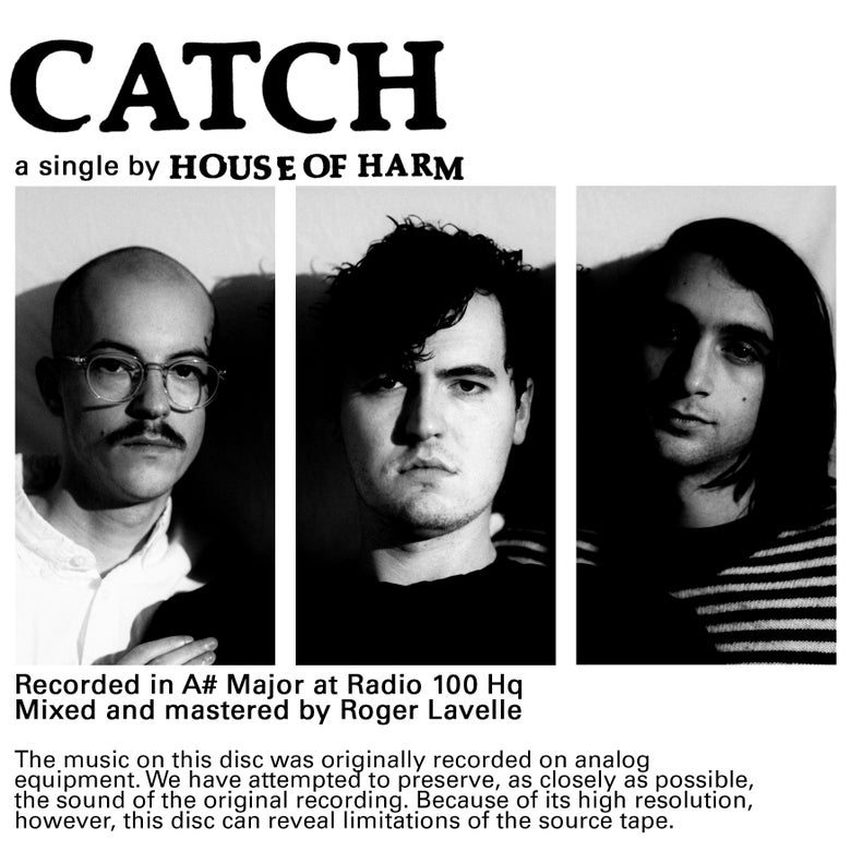 "Image of  SEC16: House Of Harm - ""Catch"""