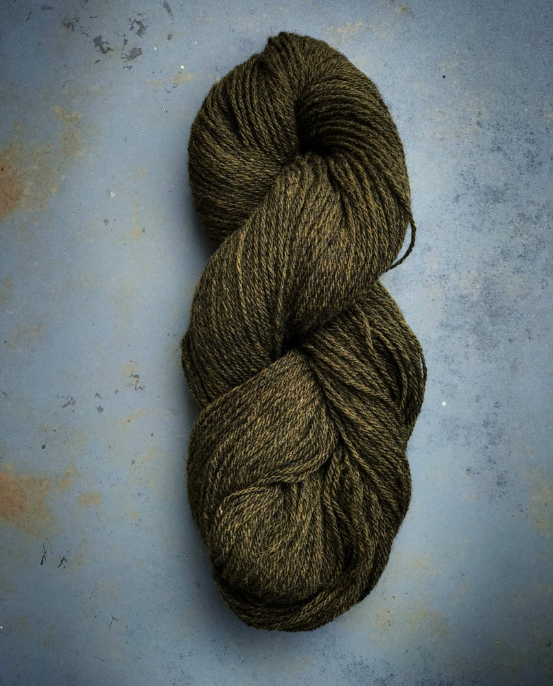 Image of LAMBSWOOL 9/3 - DARK FOREST (36)