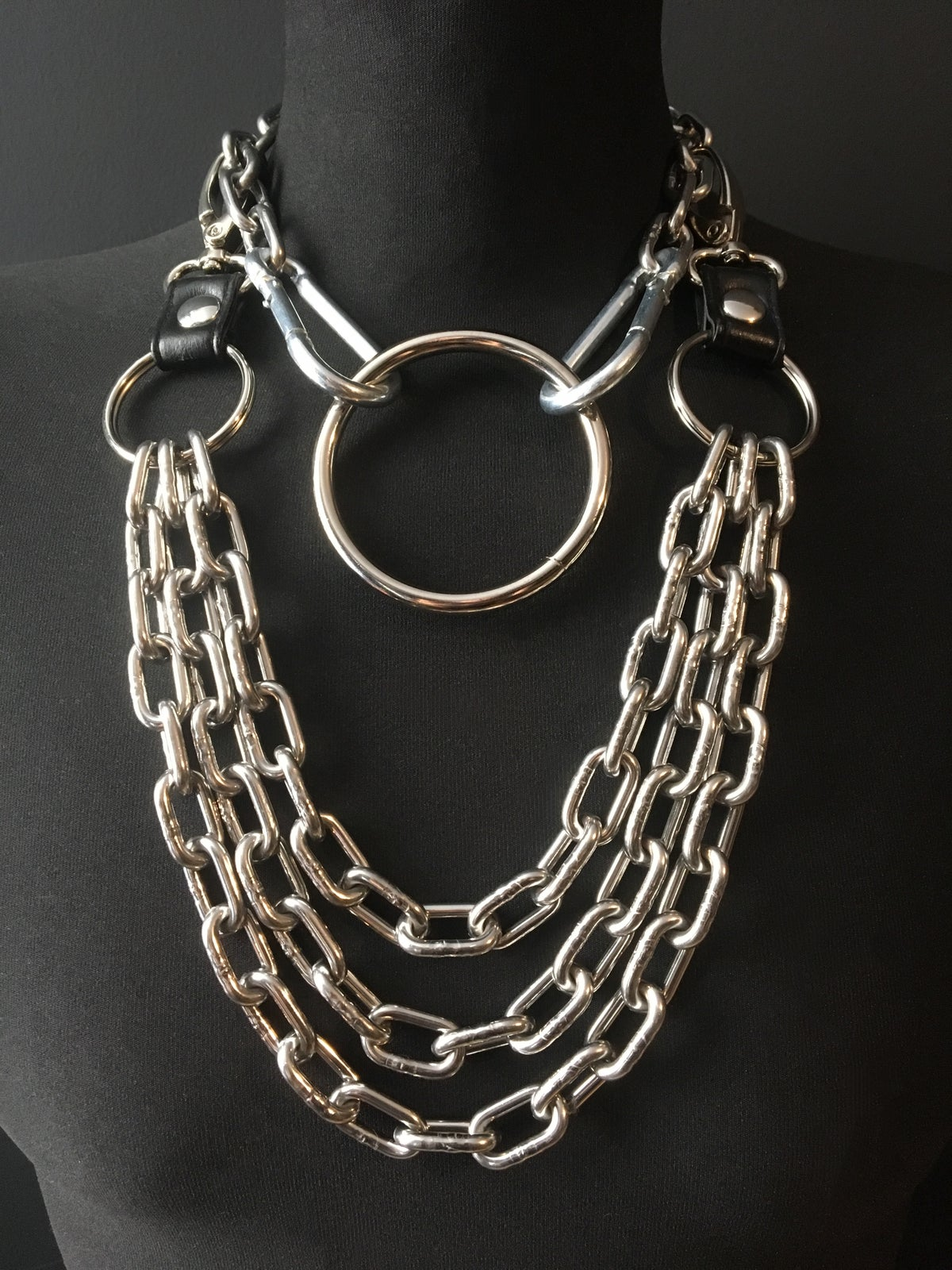 O ring necklace
