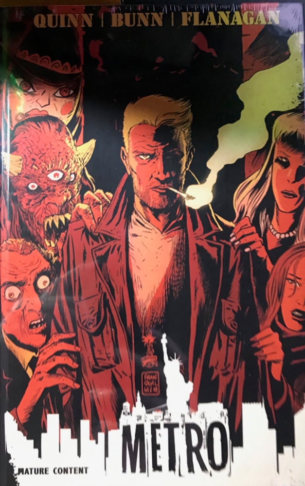 Image of METRO Limited Edition Hardcover