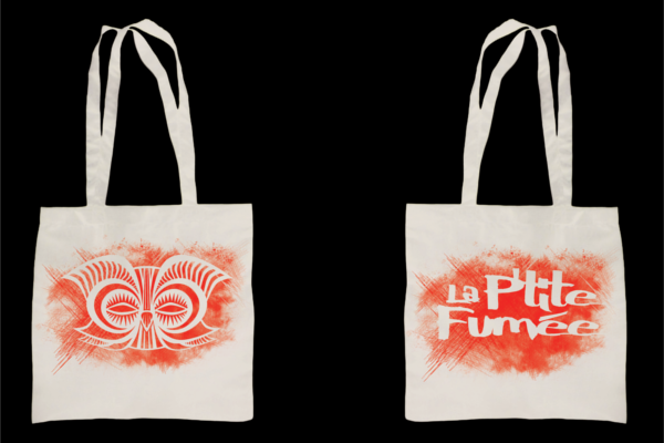 Image of Tote Bag Organic - Red Edition