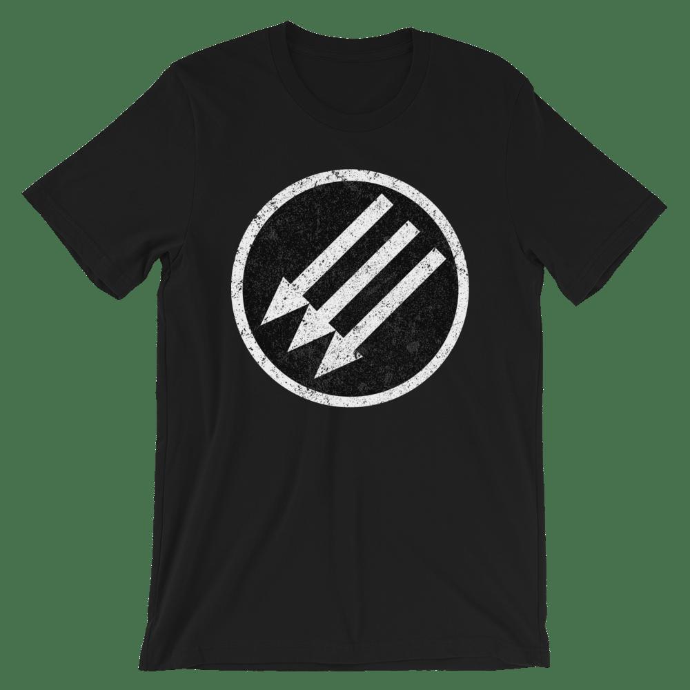 Image of Grunge Iron Front Shirt