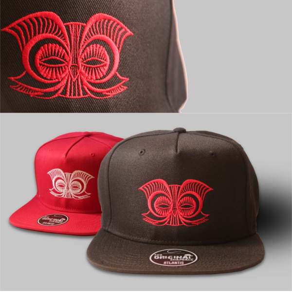 Image of Cap - SNAPBACK - Black or Red Edition