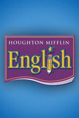 Image of 6th Grade-Houghton Mifflin English Student Book