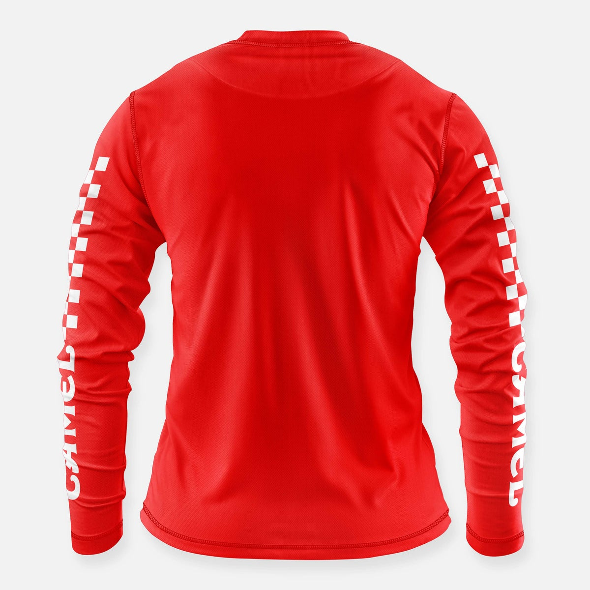 Image of CAMEL SMOKERCROSS JERSEY RED