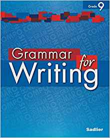 Image of 9th Grade-Grammar for Writing