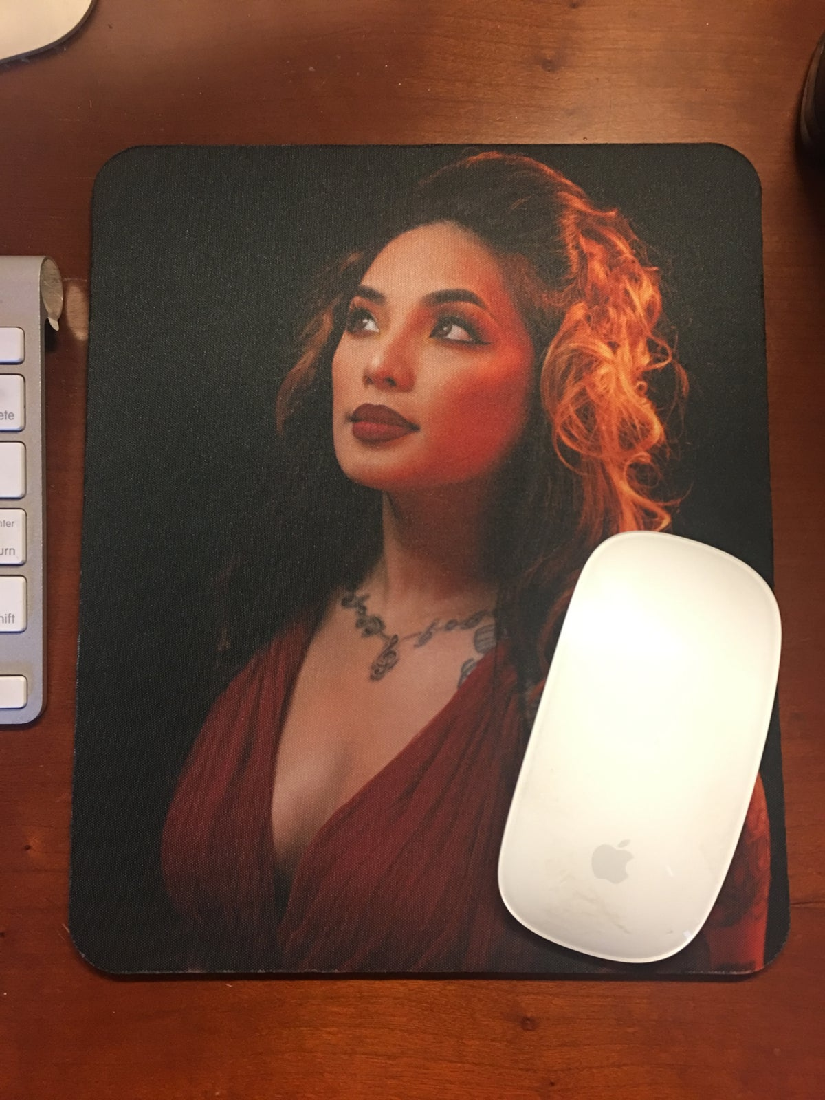 Image of Custom Photo Mouse Pads