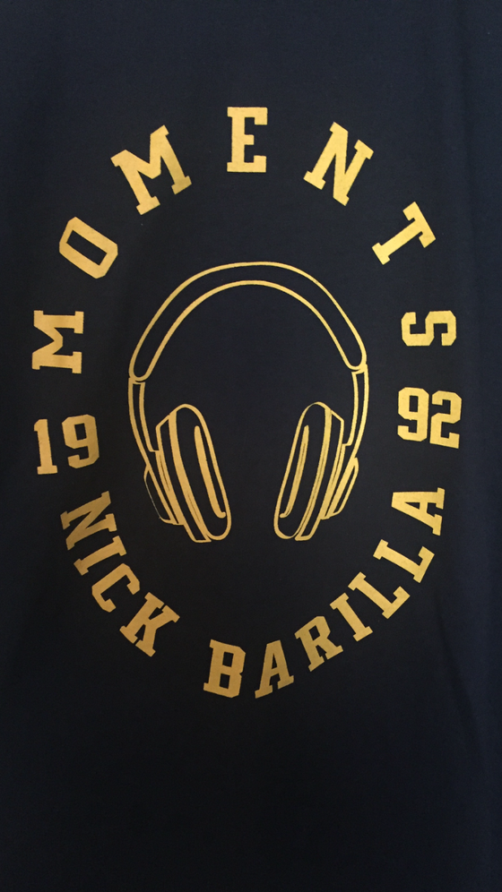 Image of Nick Barilla Moments T-Shirt