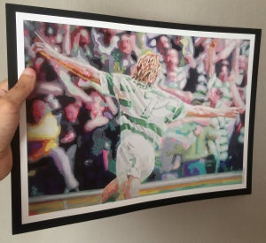 Image of 'You Are My Larsson' A3 Print