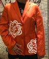 SAIbysai Orange Blazer