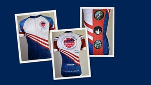 Image of SSHF Bike Jersey