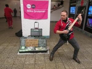 Image of Subway Beats: Celebrating New York City Buskers