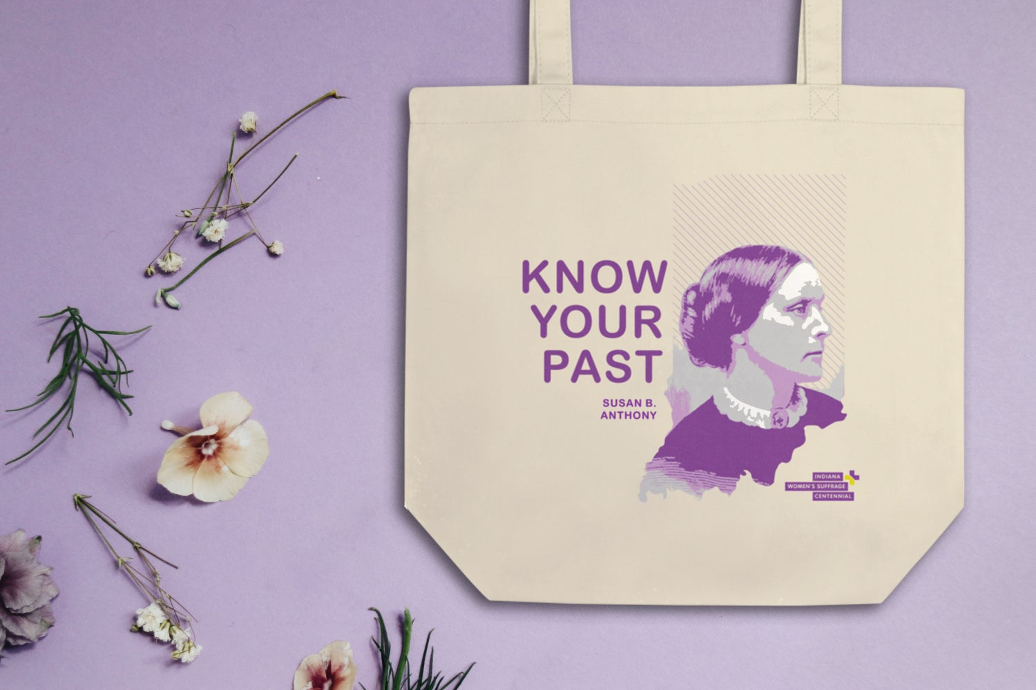 "Image of ""Know Your Past"" Tote"