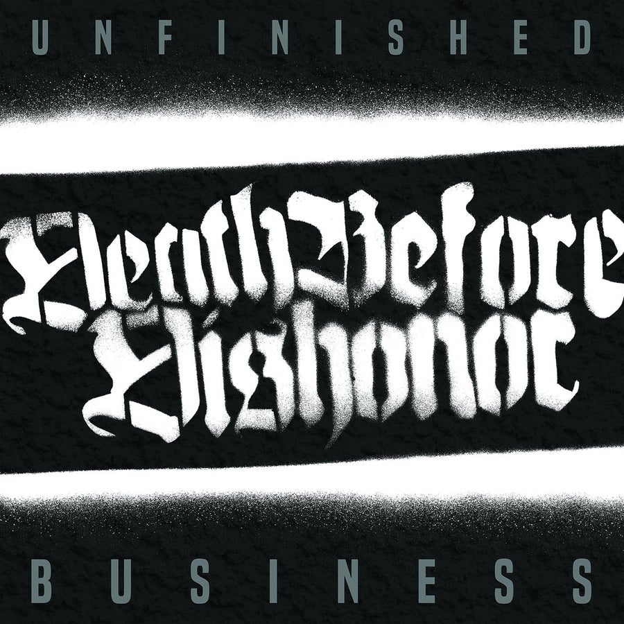 Image of Death Before Dishonor - Unfinished Business CD Digipack (US IMPORT)
