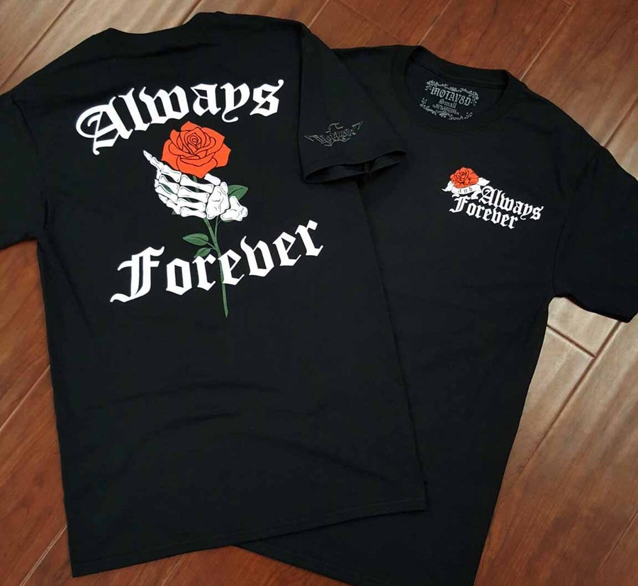 Image of Always & Forever Tee