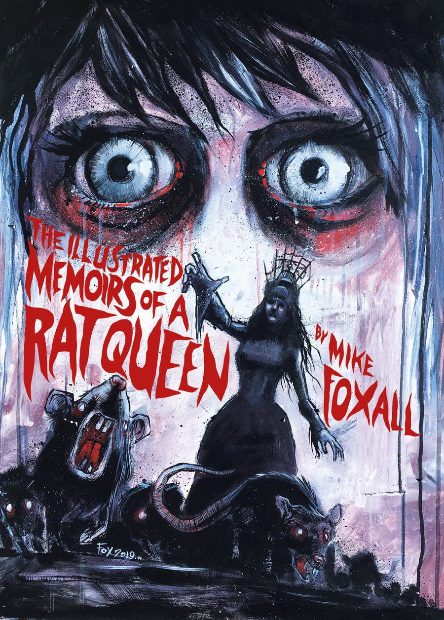 Image of The Illustrated Memoirs Of A Rat Queen