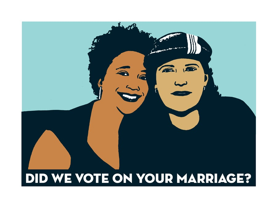 Image of Did We Vote on Your Marriage